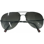 Prada Black Aviators For Men