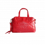DKNY Red Patent Leather Handbag