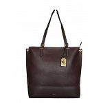 Ralph Lauren Anfield Abby Leather Tote