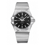 OMEGA Constellation Chronometer Automatic Black Dial Watch