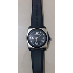 Emporio Armani Black Analog Watch