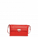 Salvatore Ferragamo Red Crossbody Abbey Bag | Luxepolis.com