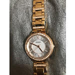 Fossil Jesse Analog Rose Gold Dial Women's Watch