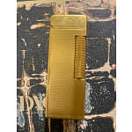 Dunhill Gold Plated Rollagas Lighter