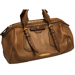 Burberry Brogue Nappa Leather Blaze Tote