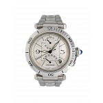 Cartier Pasha 2388 Steel Automatic With Power Indication