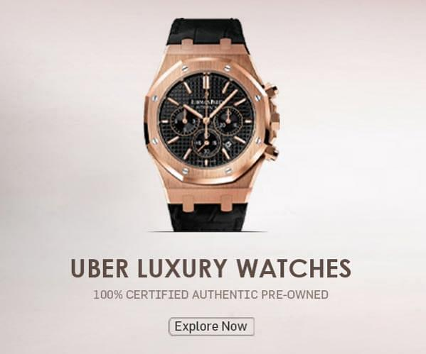 Uber Luxury Watches Mobile AP